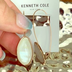 NWT Kenneth Cole open dangle earrings
